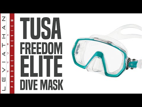 5280 Scuba Tusa Freedom Elite Dive Mask Product Review