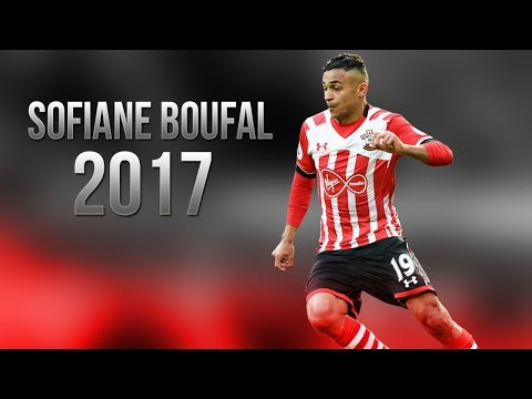 Sofiane Boufal - Best Goals & Skills - Southampton FC - 2017