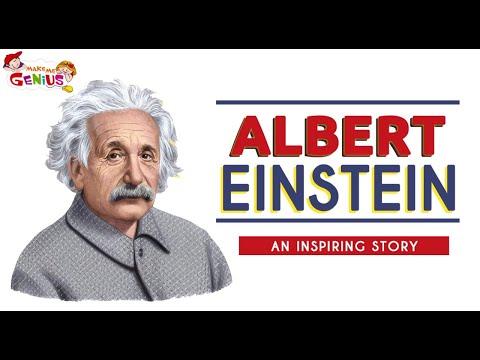 Albert Einstein - An Inspiring Story for Kids