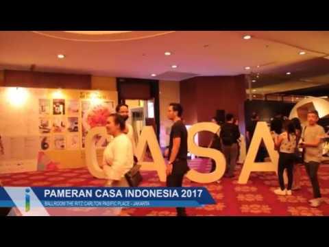 Pameran CASA Indonesia 2017