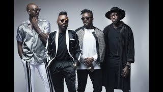 Sauti Sol 2018 Photo Shoot (Behind The Scenes)