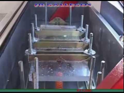 Maquina Probadora Hidrostatica de Culatas , PT1200
