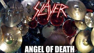 "Slayer - ""Angel of Death"" - DRUMS"