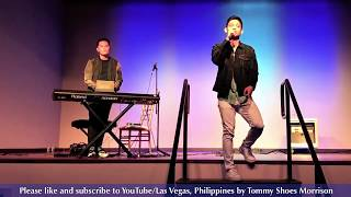 Michael Pangilinan - The Man Who Can't Be Moved By The Script (Cover) (Live In Las Vegas)