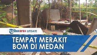 Ada 23 Tersangka Diamankan terkait Bom Bunuh Diri di Medan, Polisi Heran Ada Latihan bak Zaman Batu
