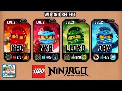 1137 Mb Download Lego Ninjago Wu Cru All Of My Friends Are Ninjas