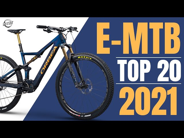 eMTB 2021 EBIKE Top di Gamma 20 modelli a confronto | MTBT