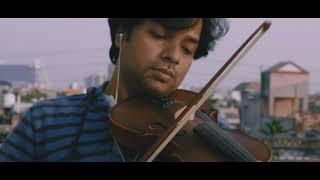 Pal   Feat. Arijit Singh   Monsoon Shootout   Rochak Kohli   Vijay Varma - Ragasur Violin Cover