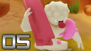 Gurdurr  - (Pokémon) - Pokemon Mystery Dungeon: Gates to Infinity - Part 5 - Scraggy and Gurdurr