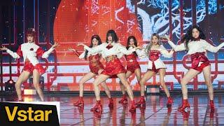 (여자)아이들((G)I-DLE) - '화(火花)(HWAA)' LIVE ( 'I burn' Showcase)