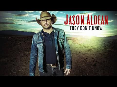 Jason Aldean - They Don't Know (Audio)