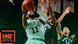Boston Celtics vs Toronto Raptors Full Game Highlights   11.16.2018, NBA Season