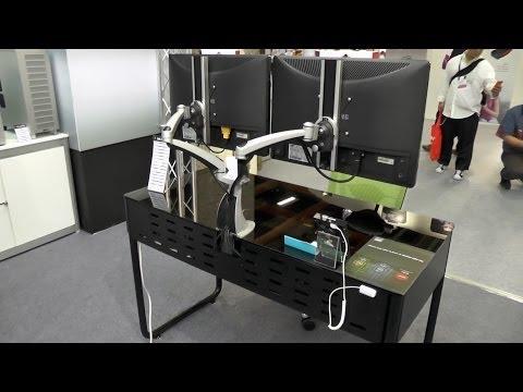 Lian-li DK-02X: due PC completi dentro il tavolo - TVtech