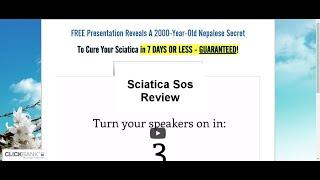 Sciatica Sos Pdf