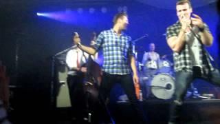 The Baseballs - Follow Me - 10/03/2012 Riders Palace Laax
