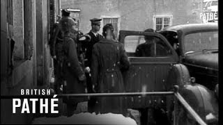Churchill And De Gaulle (1944)