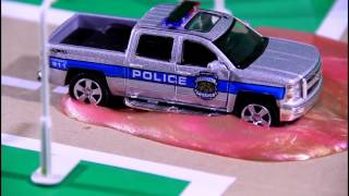 Police Chase | Police Car For Children | Kids Toys | 30 minutes  Video For Kids