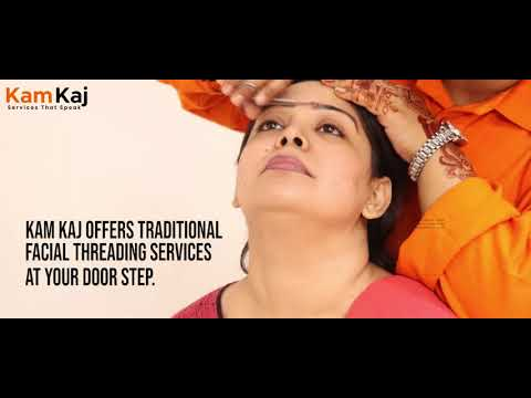 Face wax and threading Services