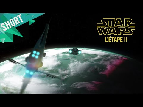 1er rôle - Parodie Star Wars