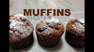 Supers muffins végan/frigo vide!
