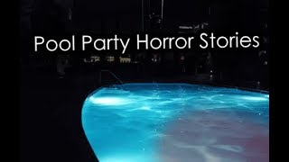 3 Disturbing True Pool Party Horror Stories