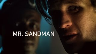 Doctor Who: Mr. Sandman / Amy Pond