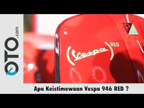 Apa Keistimewaan Vespa Red 946? I Oto.Com