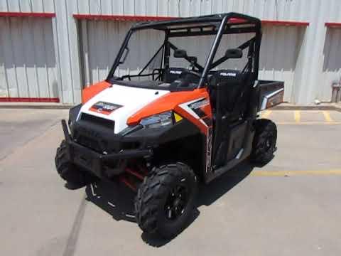 2019 Polaris Ranger XP 900 EPS in Wichita Falls, Texas - Video 1