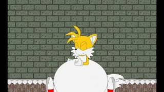 Tails Ate Sonic