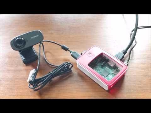 Raspberry Pi: Configuring UV4L (WebCam) - смотреть онлайн на Hah Life