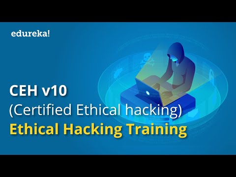 CEH v10 (Certified Ethical hacking) | Ethical Hacking Training ...