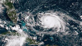 Hurricane Dorian Hits Bahamas At Category 5