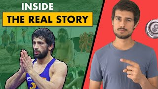 How to Win the Olympics?  Ground Report at Ravi Dahiya's Village   Dhruv Rathee