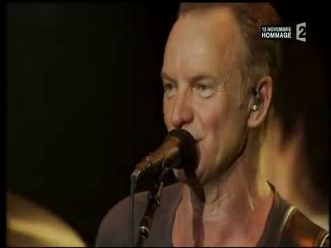 Sting - Next to you