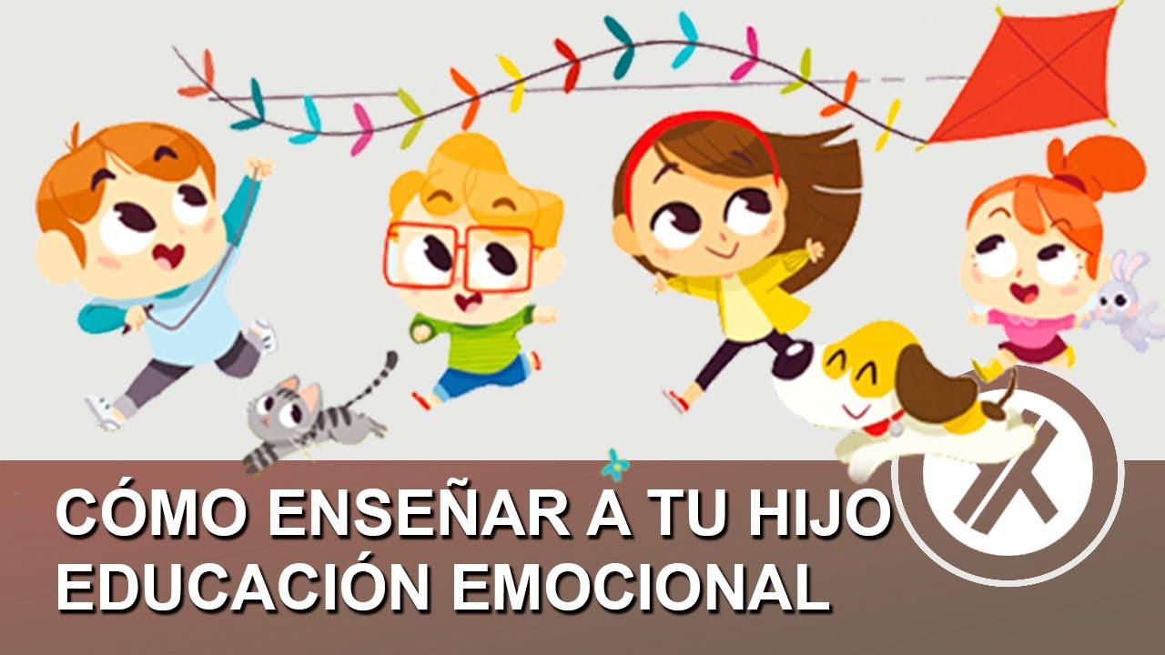 Cómo enseñar a tu hijo educación emocional - Un mundo de emociones - ¡¡SORTEO!!
