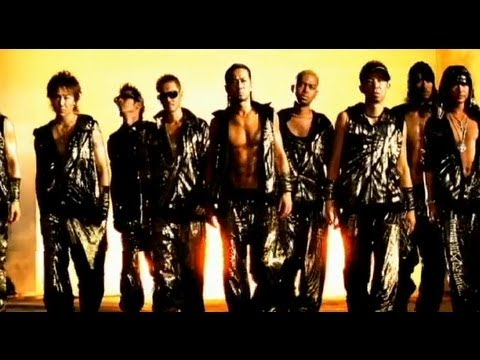 EXILE TRIBE - 24karats TRIBE OF GOLD