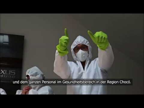 Neues zum Corona-Virus in Kolumbien