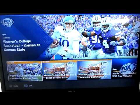Review: Fox Sports Go – Fire TV App