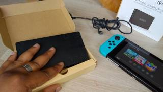 New Nintendo Switch: £42 Fast Charging Power Bank
