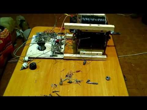 механический Бидини. изготовление 2 часть