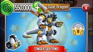 Dragon City - Gear Dragon [Turbo Island | Completed 2018]