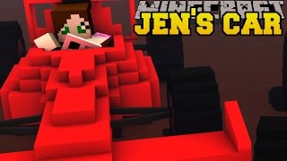 Minecraft: JEN WINS A BRAND NEW CAR! by PopularMMOs
