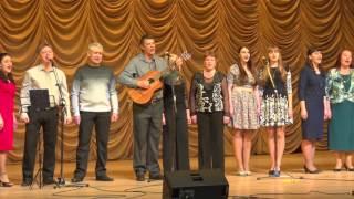Концерт бардовской песни.   г.  Усть - Илимск