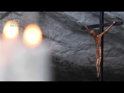 Messe de 10h à Lourdes du 29 mars 2021