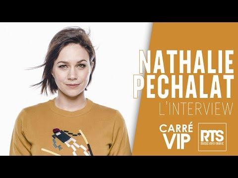 Nathalie Péchalat l'interview Carré VIP