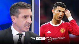 Has the role of Ronaldo been a bad influence?   Nev & Carra argue over Ronaldo's performances