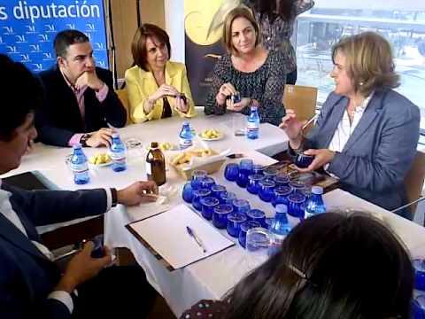 Cata para el XI Concurso Mejor Aceite de Oliva Virgen Extra de Málaga