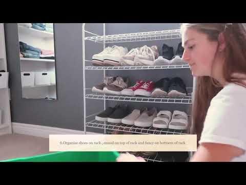 12 Closet organization ideas