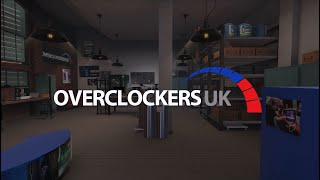 PC Building Simulator - Overclockers UK Workshop DLC