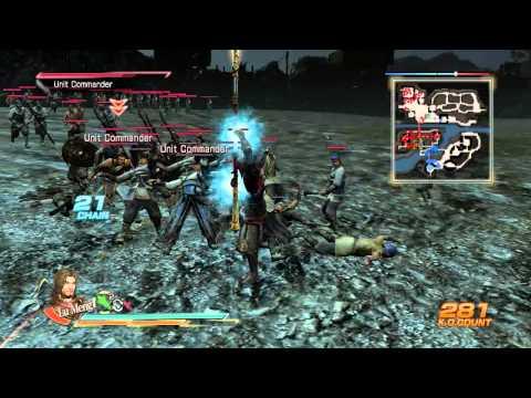 dynasty warrior 8 xtreme legend pc walkthrough